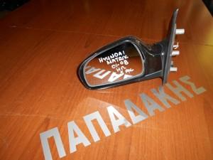 Hyundai Matrix 2001-2008 καθρέπτης αριστερός ηλεκτρικός και θερμαινόμενος μαύρος