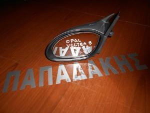 Opel Vectra B 1999-2002 καθρέπτης ηλεκτρικός αριστερός ασημί