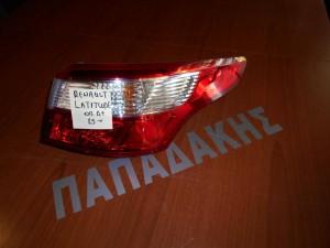 Renault Latitude 2011--> φανάρι οπίσθιο δεξί