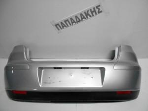 Seat Ibiza 2002-2006 προφυλακτήρας οπίσθιος ασημί