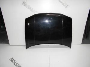 VW Golf-4 1998-2004 καπό εμπρός μαύρο