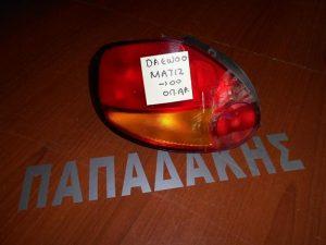 Daewoo Matiz -2000 φανάρι πίσω αριστερό