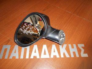 Fiat Grande Punto 2005-2012 καθρέπτης αριστερός ηλεκτρικός μαύρος