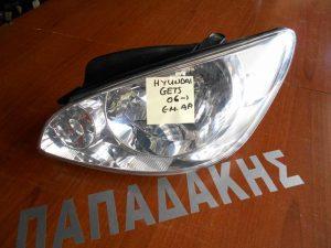 Hyundai Getz 2006- φανάρι εμπρός αριστερό
