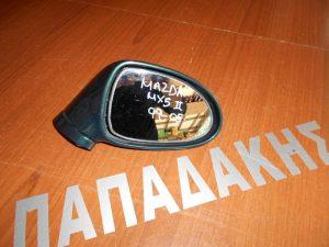 Mazda MX5 1999-2005 καθρέπτης δεξιός απλός πράσινος