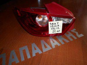 Seat Ibiza 2008-2012 2πορτο φανάρι πίσω αριστερό