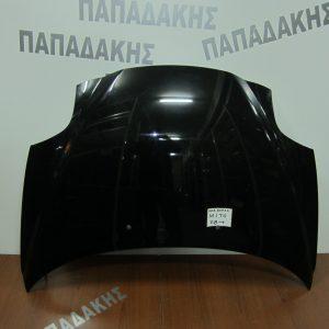 Alfa Romeo Mito 2008- καπό εμπρός μαύρο