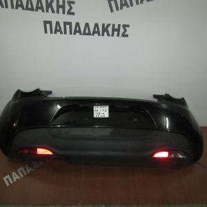 Alfa Romeo Mito 2008- προφυλακτήρας οπίσθιος μαύρος