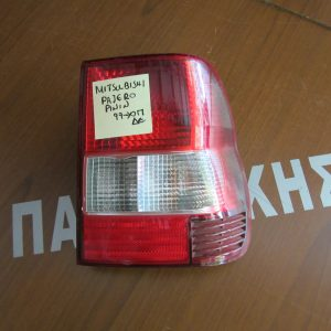 Mitsubishi Pajero Pinin 1999- φανάρι πίσω δεξί