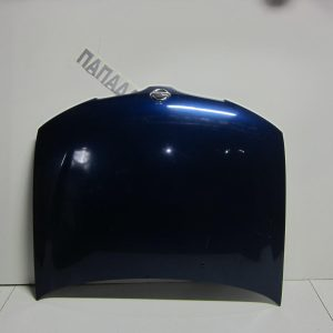 Nissan Almera N16 2000- καπώ εμπρός μπλε σκούρο