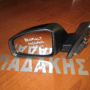 Renault Megane 2008-2014  Η/Β-S.W καθρέπτης αριστερός ηλεκτρικός 9 ακίδες μαύρος