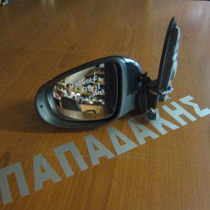 VW Golf 6 2008-2013 καθρέπτης αριστερός ηλεκτρικός μαύρος