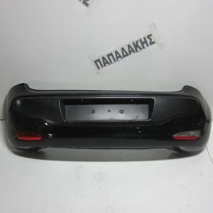 Fiat Grande Punto Evo 2009-2012 προφυλακτήρας πίσω μαύρος