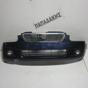 Suzuki Wagon-R 1999-2003 προφυλακτήρας εμπρός μπλε σκούρο