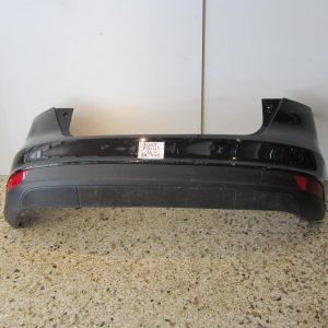 Ford Focus 2011-2014 5θυρο προφυλακτήρας πίσω με parktronic μαύρος