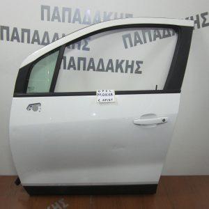 Opel Mokka 2013- πόρτα εμπρός αριστερή λευκή