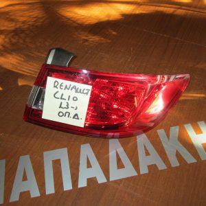 Renault Clio 2013- φανάρι πίσω δεξί