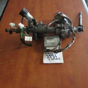 Toyota Yaris 2006-2009 T-Sport (ΚΩΔ:89650-OHO11) κολώνα τιμονιού ηλεκτρική-εγκέφαλος τιμονιού