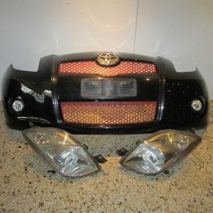 Toyota Yaris 2006-2009 T-Sport ΣΕΤ μετατροπής εμπρός (προφυλακτήρας-φανάρια)