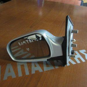 Hyundai Matrix 2001-2008 καθρέπτης αριστερός ηλεκτρικός ασημί