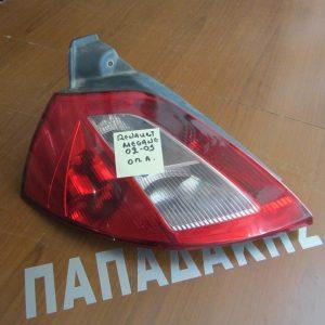 Renault Megane 2002-2005 3θ/5θ  φανάρι πίσω αριστερό