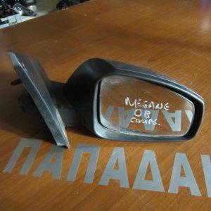 Renault Megane 2008- coupe καθρέπτης δεξιός ηλεκτρικός γκρι
