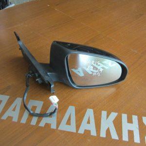 Toyota Yaris 2012-2014 καθρέπτης δεξιός ηλεκτρικός μαύρος