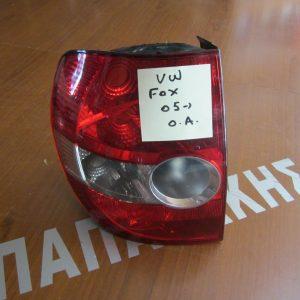 VW Fox 2005- φανάρι πίσω αριστερό