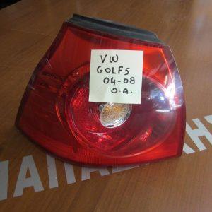 VW Golf 5 2004-2008 φανάρι πίσω αριστερό