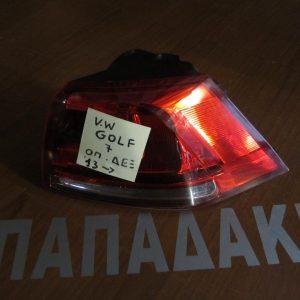 VW Golf 7 2013- φανάρι πίσω δεξί