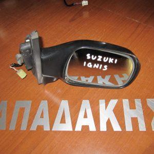 Suzuki Ignis καθρέπτης δεξιός ηλεκτρικός άβαφος