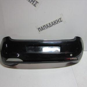 Fiat Grande Punto 2005-2012  προφυλακτηρας πισω μαυρος