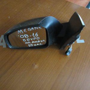 Renault Megane 2008-2016 5θυρο ηλεκτρικος και ηλεκτρικα ανακλινομενος γκρι