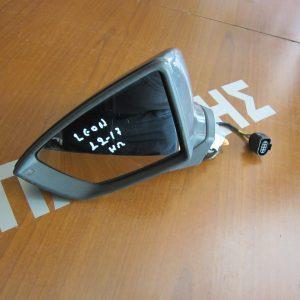 Seat Leon 2012-2017 καθρεπτης αριστερος ηλεκτρικος γκρι