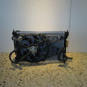 Σετ ψυγεια κομπλε Lancia Delta 2008-2017 (ψυγειο νερου-ψυγειο Α/C-βεντιλατερ