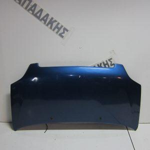 Suzuki Wagon-R 1998-2007 καπο εμπρος μπλε