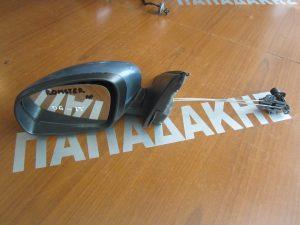 Skoda Roomster 2006-2015 καθρέπτης αριστερός μηχανικός γκρι