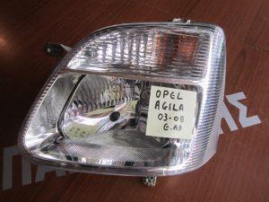 Φαναρι εμπρος αριστερο Opel Agila 2003-2008
