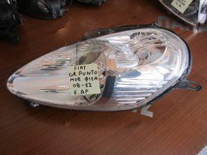 Φαναρι εμπρος αριστερο Fiat Grande Punto 2008-2012 μωβ φισα