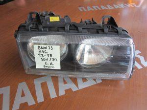 Φανάρι εμπρός δεξιό Bmw Series 3 E36 1992-1998 Coupe/Sedan Bosch