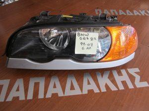 Φανάρι εμπρός αριστερό Bmw Series 3 E46 1999-2003 Coupe/Cabrio