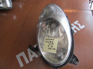 Φανάρι εμπρός δεξιό Nissan Micra k12 2003-2007