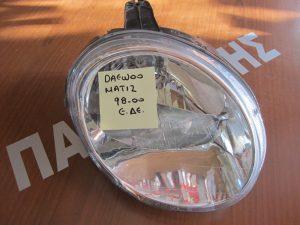 Φανάρι εμπρός δεξιό Daewoo Matiz 1998-2000