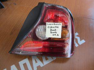 Chevrolet Evanda 2002-2006 φανάρι πίσω δεξιό