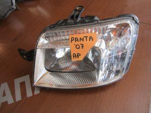 Fiat Panda 2003-2007 φανάρι εμπρός αριστερό κίτρινο φις