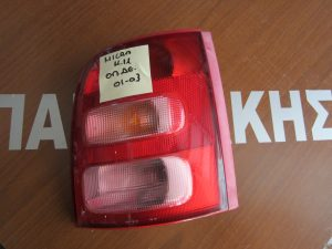 Nissan Micra K11 2001-2003 φανάρι πίσω δεξί