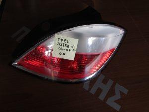 Opel Astra H 2004-2007 5θυρο φαναρι πισω δεξι