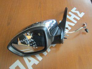 Peugeot 2008 2014-2017 καθρέπτης αριστερός ηλεκτρικά ανακλινόμενος χρώμιο