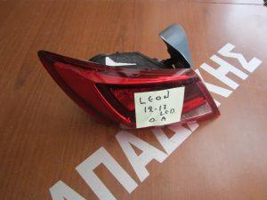 Seat Leon 2012-2017 φανάρι πίσω αριστερό LED