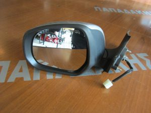 Suzuki Splash 2008-2014 καθρέπτης αριστερός ηλεκτρικός ασημί